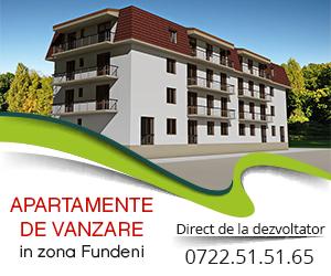 Apartamente Fundeni